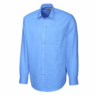Cutter & Buck Men's Long Sleeve Epic Easy Care Spread Nails Head