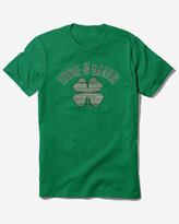 Eddie Bauer Men's Graphic T-Shirt - Eddie O' Bauer Clover