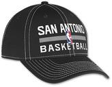 Reebok San Antonio Spurs NBA Practice Adjustable Hat Shoe