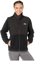 The North Face Denali 2 Jacket (Vintage White/Silt Grey) Women's Coat