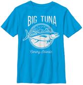 Fifth Sun Turquoise 'Big Tuna' Tee - Boys