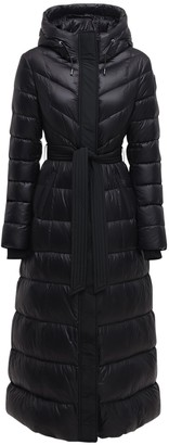 Mackage Calina R Long Nylon Down Jacket