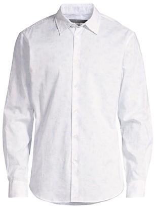 John Varvatos Light Floral Shirt