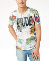 American Rag Men's Floral Pride T-Shirt, Created for Macy's