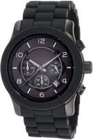 Michael Kors Men's MK8148 Green Stainless-Steel Quartz Watch with Dial