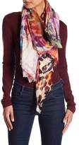 Bindya Watercolor Oblong Scarf