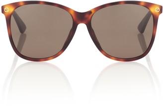 Gucci Acetate sunglasses