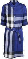 Burberry House Check Shirt Dress