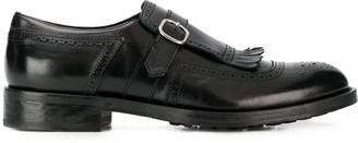 Doucal's Bergu monk shoes