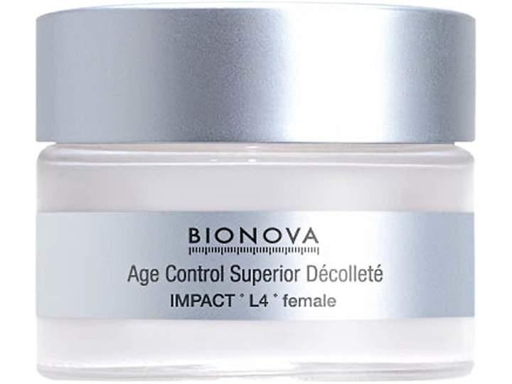 Bionova Women's Age Control Superior Decollete