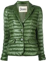Herno padded jacket - women - Feather Down/Nylon/Polyester - 44