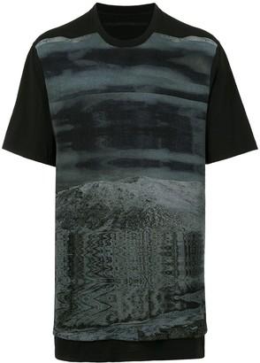 Julius oversized graphic print T-shirt