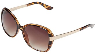 Steve Madden Lia (Tortoise) Fashion Sunglasses