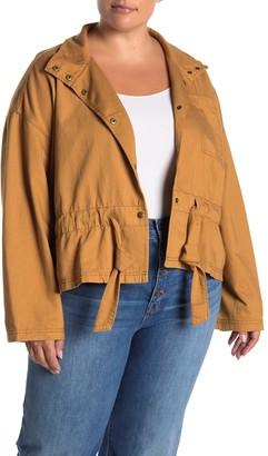 Madewell Southlake Military Jacket (Regular & Plus Size)