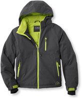 L.L. Bean Boys Glacier Summit Waterproof Jacket