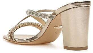 Badgley Mischka Zoraya (Champagne) Women's Shoes