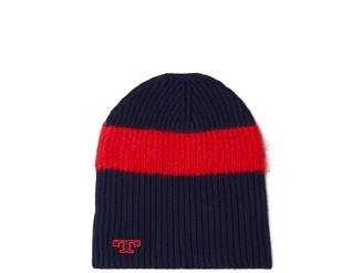 Tory Burch Striped Ski Beanie