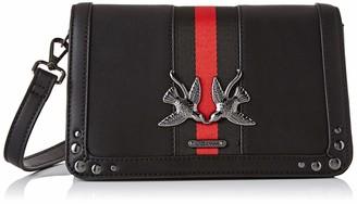 Kaporal Yaziz Women's Handbag Black 10 x 14 x 22.5 cm (W x H x L)