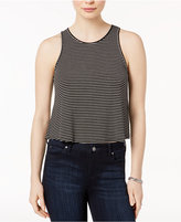 Bar III Striped Tank Top, Created for Macy's