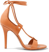 Isabel Marant Anais Lace-Up Leather Sandals