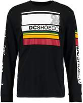 Dc Shoes Mad Racer Long Sleeved Top Black