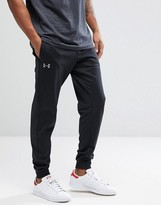 Under Armour Sportstyle Joggers In Black 1272412-001