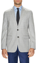 Vince Camuto Checked Notch Lapel Sportcoat