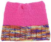 Missoni Wool Blend Hat W/ Multicolor Edge