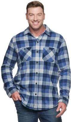 Big & Tall Anchorage Expedition Fleece Shirt Jacket