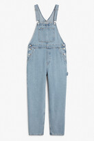 Thumbnail for your product : Monki Denim dungarees