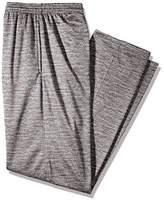 Champion Men's Big and Tall Poly Fleece Open Bottom Pant