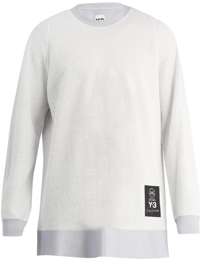 Y-3 Long-sleeved sweatshirt