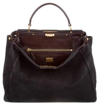 f7e0be99cfb Fendi Peekaboo Bag - ShopStyle