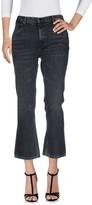 Alexander Wang Denim pants - Item 42613838