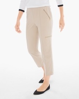 Chico's Gwen Seamed Crop Pants