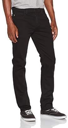 Vans Vans_Apparel Men's V16 Slim Jeans, (Overdye Black), W29/L30
