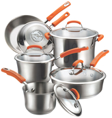 Rachael Ray Cookware Set (10 PC)