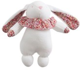 Infant Pamplemousse Peluches X Liberty Of London Rabbit Rattle