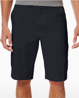 "Univibe Men's Peached Cargo 11.5"" Shorts"