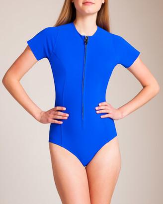 Lisa Marie Fernandez Swimwear Bonded Farrah Swimsuit