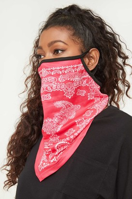 Ardene Reusable Paisley Face Covering