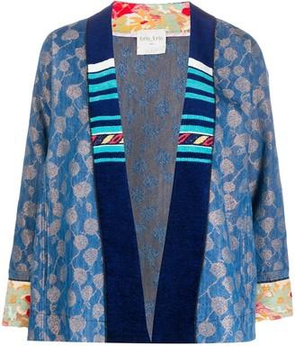 Forte Forte Printed Kimono Jacket