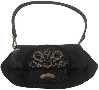 Prada Black Crocodile Clutch bags
