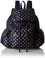 Le Sport Sac Voyager Nylon D Backpack