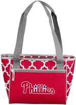 Logo Brand Philadelphia Phillies 16-Can Cooler Tote