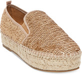 Steve Madden Women's Poppi Sequin Slide-On Espadrilles