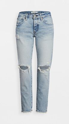 Moussy MV Yardley Tapered Jeans
