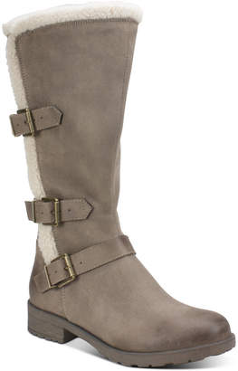 White Mountain Santell Tall Boots Women Shoes