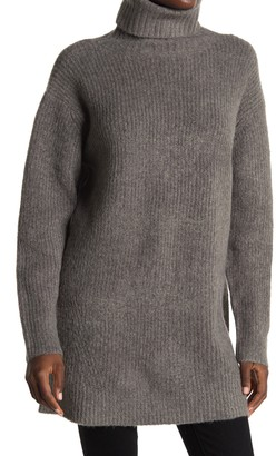 Line Alberta Ribbed Knit Turtleneck Sweater