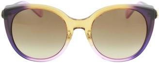 Gucci Cat-Eye Frame Sunglasses
